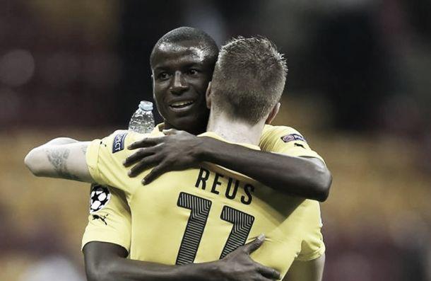 Adrián Ramos habló de su presente en el Dortmund