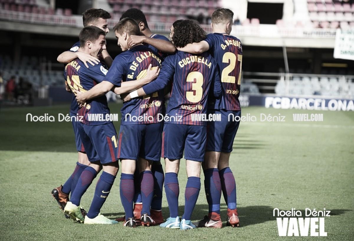 El tourmalet del Barça B