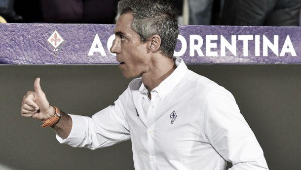 """Fiorentina, Sousa in conferenza: """"Massimo rispetto per il Frosinone"""""""