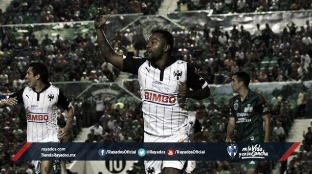 Goles colombianos en México