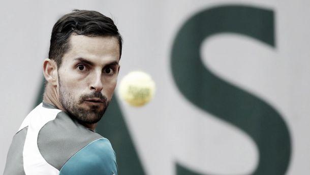 Giraldo no pudo con Goffin y quedó eliminado en Roland Garros