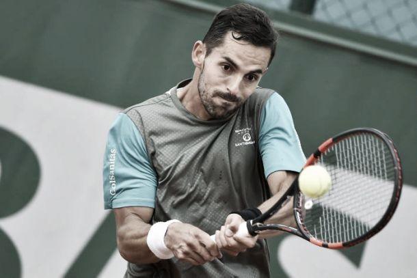 Santiago Giraldo avanzó a segunda ronda en Roland Garros