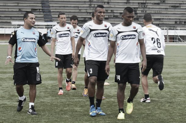 Águilas Doradas - Independiente Medellín: El deseo de clasificar viajó hasta Rionegro