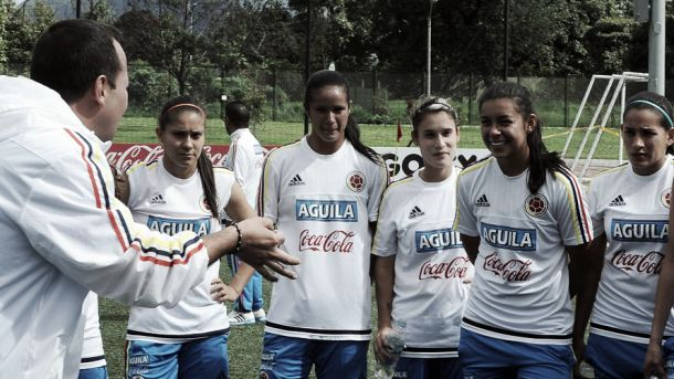 La Selección Colombia Femenina goleó al Colorado Storm