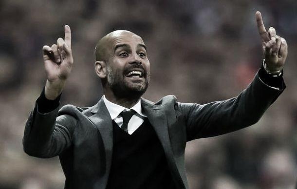 """Pep Guardiola: """"Soy el entrenador de estos jugadores tan increíbles"""""""