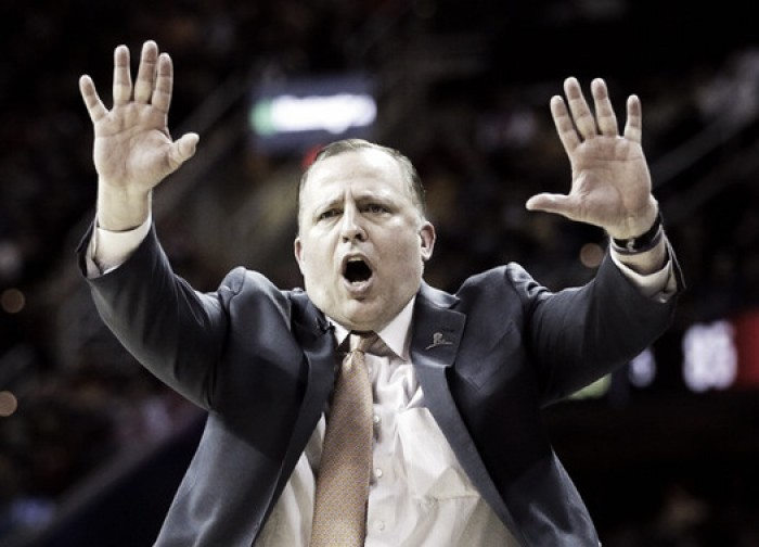 Minnesota Timberwolves hire Tom Thibodeau as head coach, Scott Layden as general manager