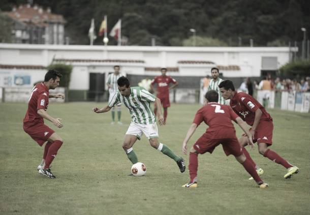 SD Noja 2 - 1 Sporting Gijón B: las puntuaciones