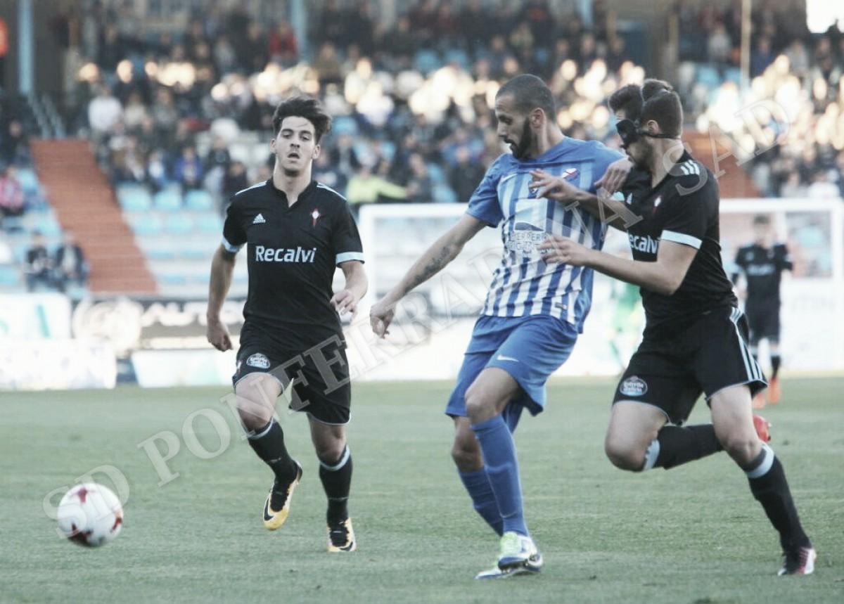 Previa Celta B-Ponferradina: duelo de buenas dinámicas en Barreiro