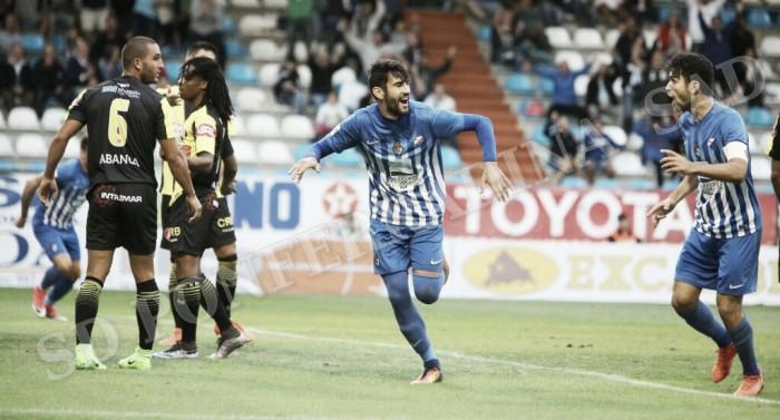Rapido de Bouzas - SD Ponferradina: la Deportiva quiere asaltar el inexpugnable Baltasar Puxales