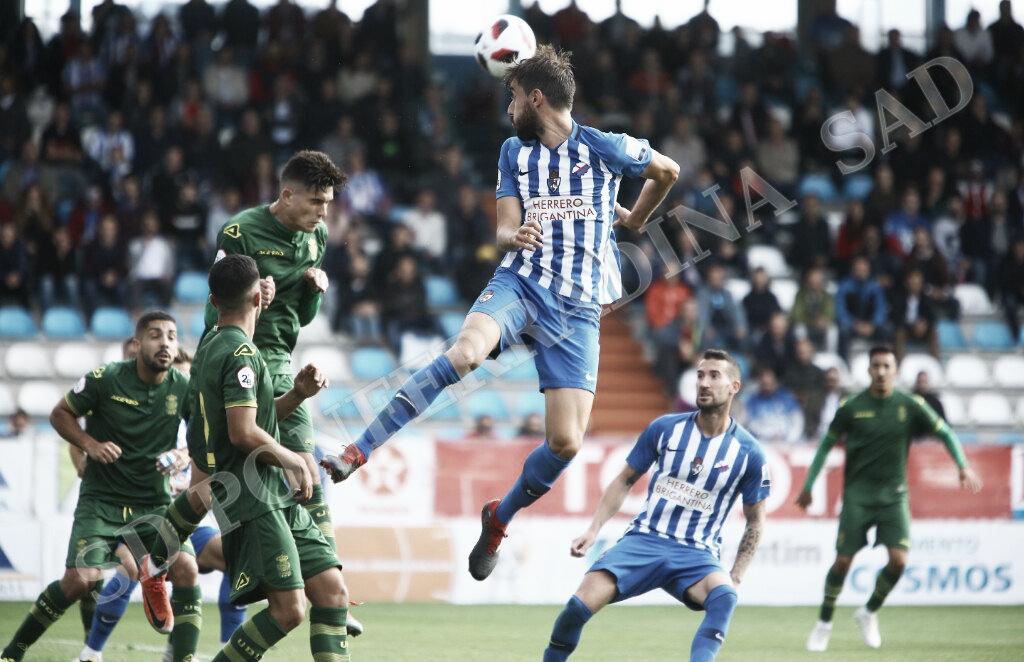 La Deportiva no encuentra el gol ante Las Palmas Atlético y vuelve a empatar