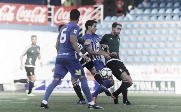 Deportiva y Oviedo firman tablas en El Toralin