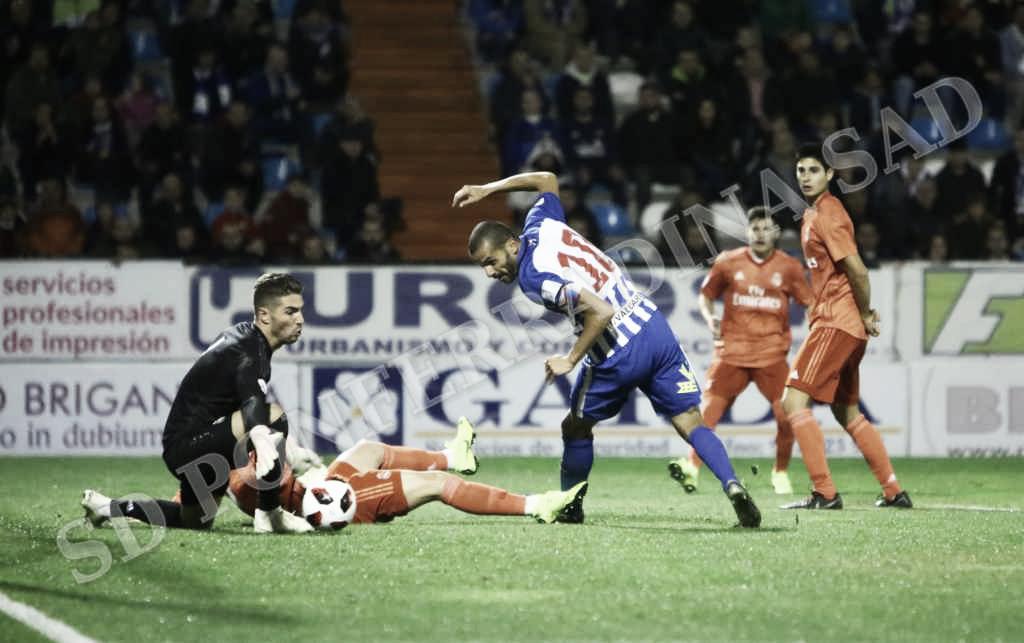 La Ponfe vuelve a ganar y derrota al Castilla en un final de infarto
