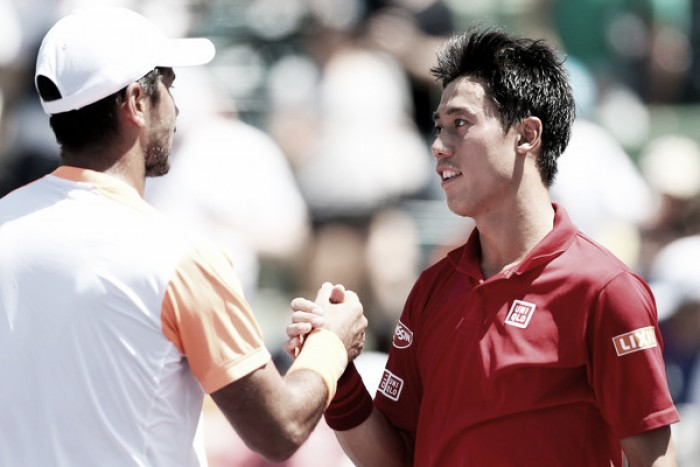 French Open fourth round preview: Kei Nishikori vs Fernando Verdasco