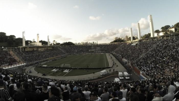 Corinthians confirma e Pacaembu será palco de apenas um jogo no Brasileirão
