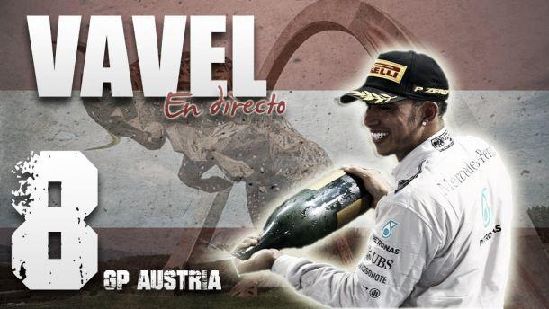 Diretta GP Austria 2015 in Formula 1. Trionfa Rosberg. Vettel quarto