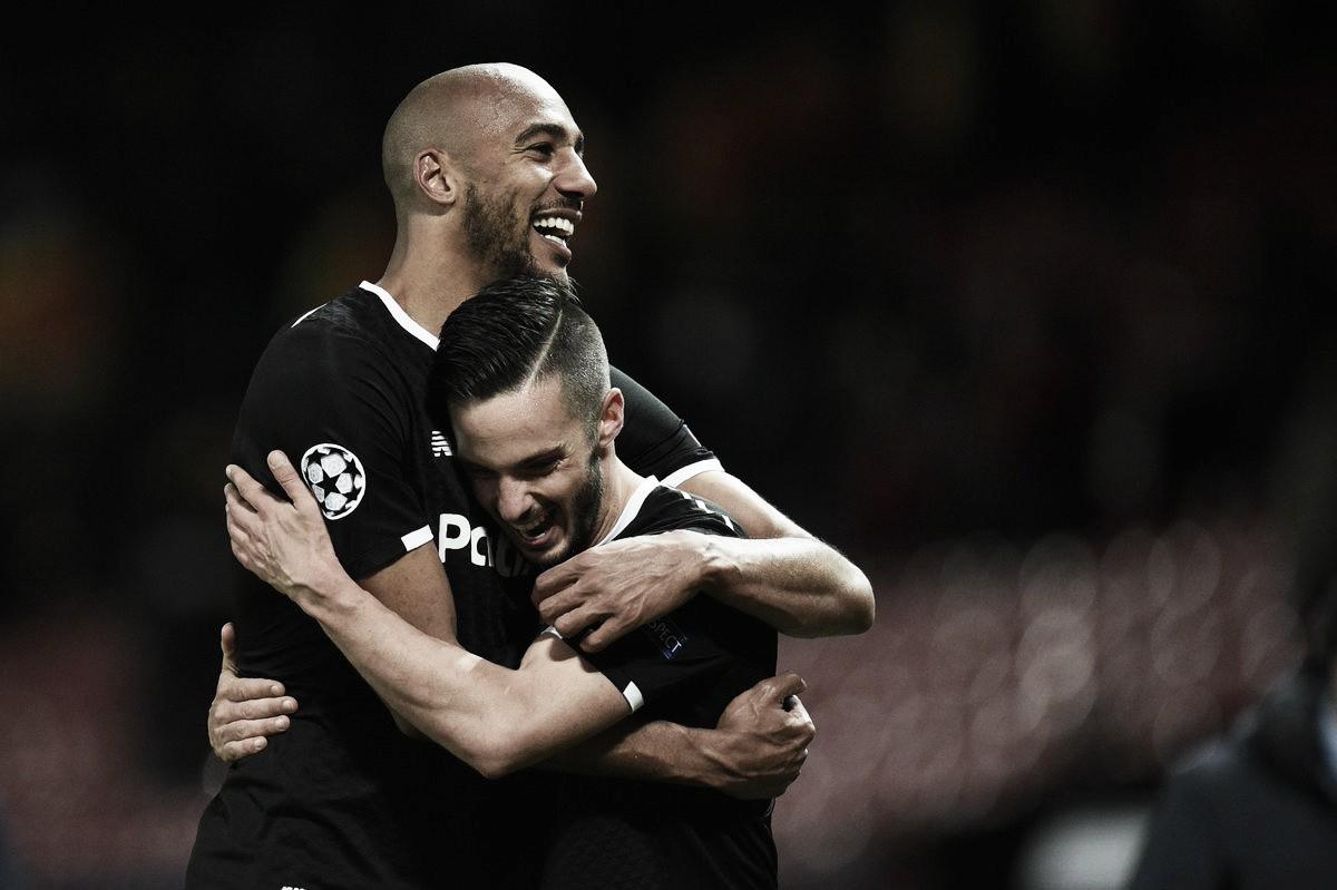 Champions League, scacco matto del Siviglia a Old Trafford