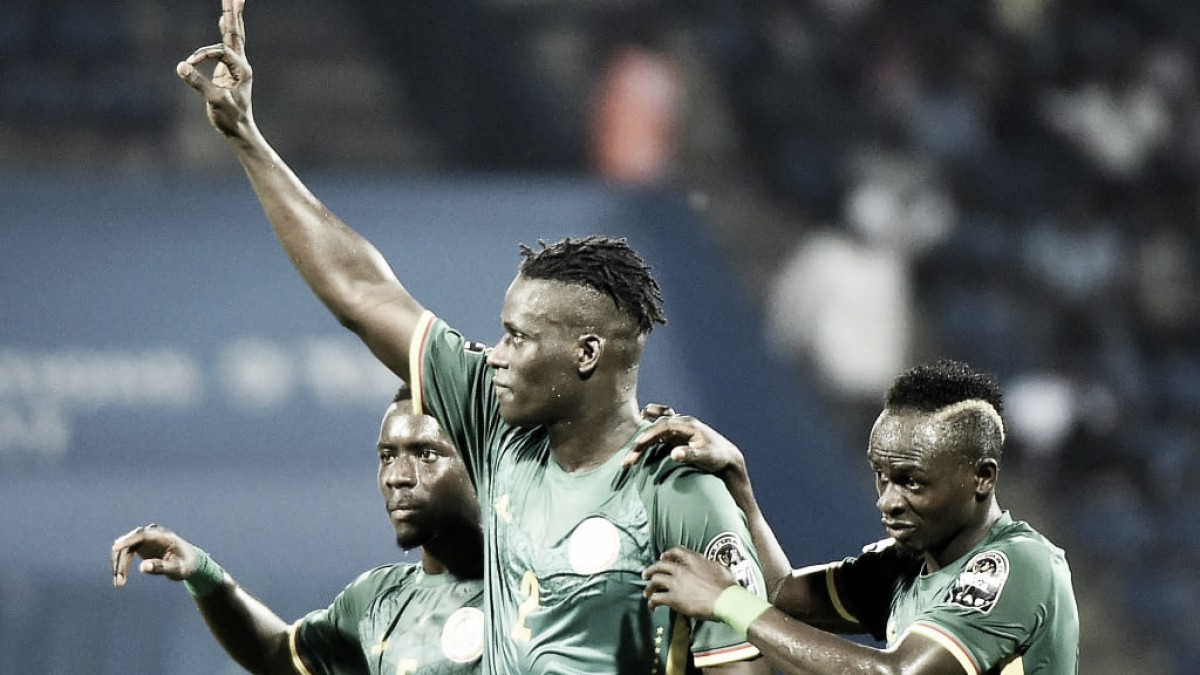 Buena victoria de Senegal frente a Corea del Sur