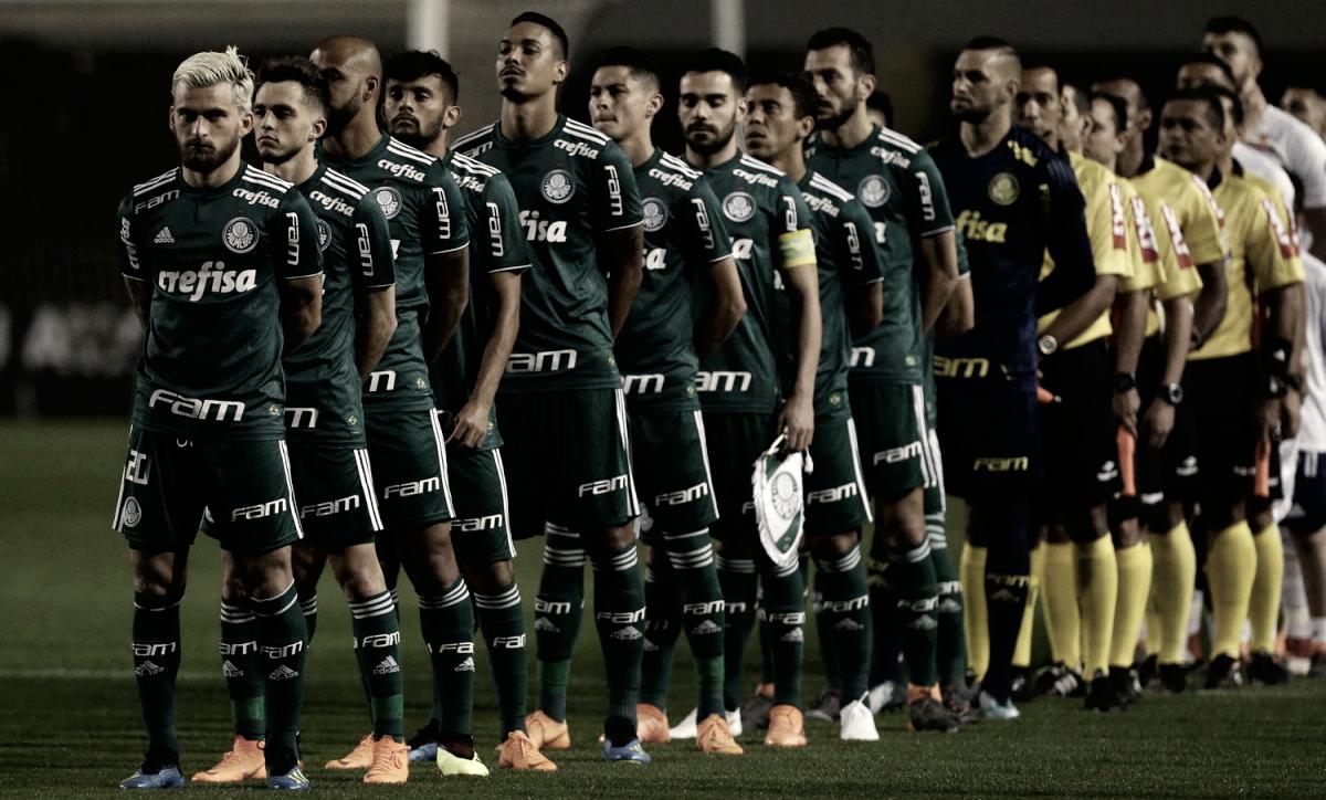 Análise: como chega o Palmeiras para as quartas de final da Copa do Brasil?