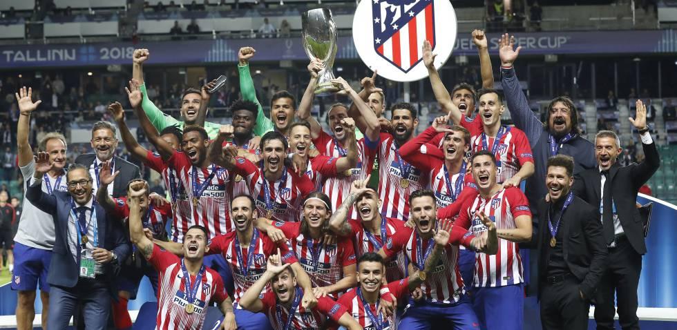 Supercopa de Europa 2018, un título con sabor especial
