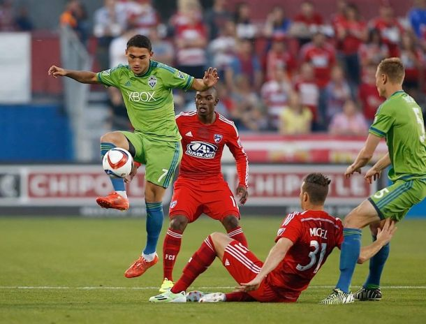 FC Dallas Looking For Win Against Seattle Sounders On The Road