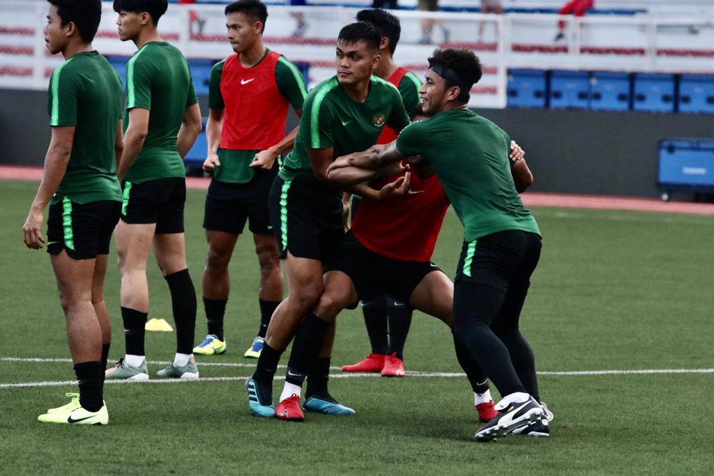 Pemain Indonesia Tanpa Beban Lawan Thailand