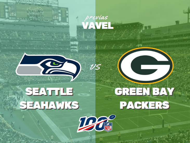 Previa Seahawks - Packers: por el pase a la final en el Lambeau