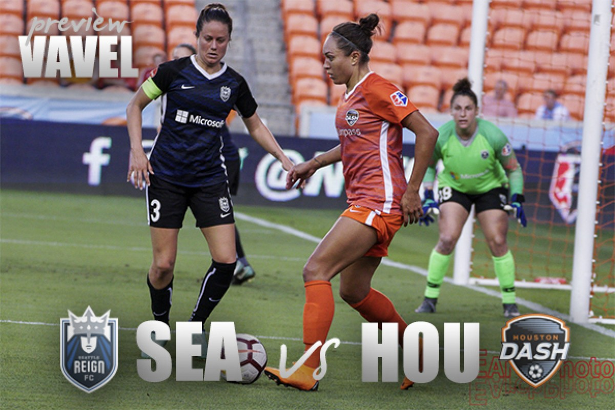 Seattle Reign FC vs Houston Dash preview: Both teams looking to continuing winning ways