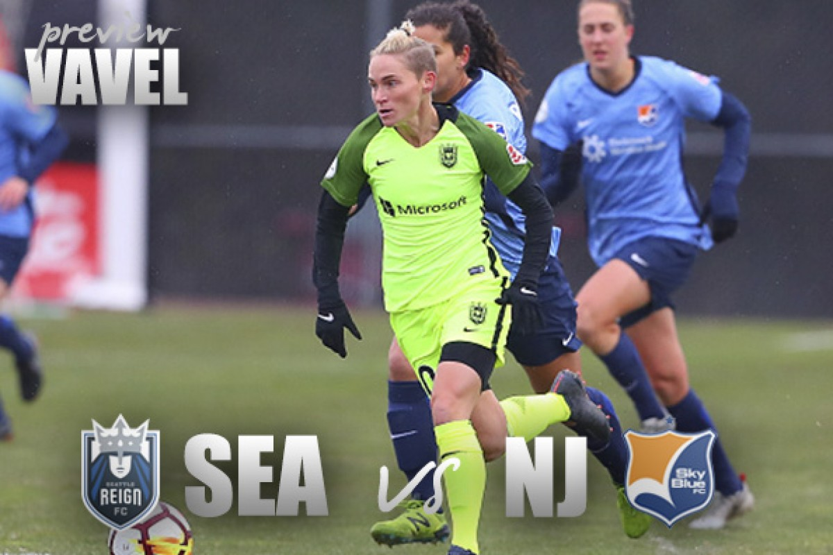 Seattle Reign FC vs Sky Blue FC preview: Two teams looking to build a rhythm