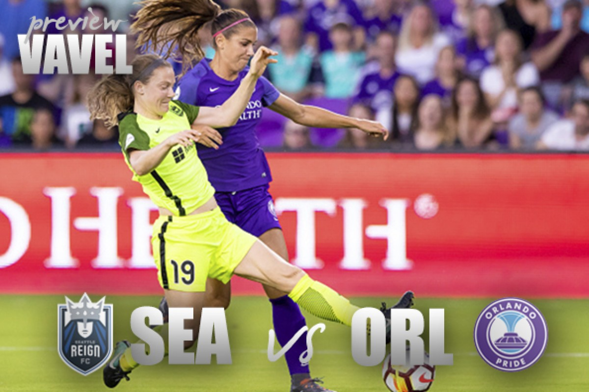 Seattle Reign FC vs Orlando Pride preview: A battle for second place