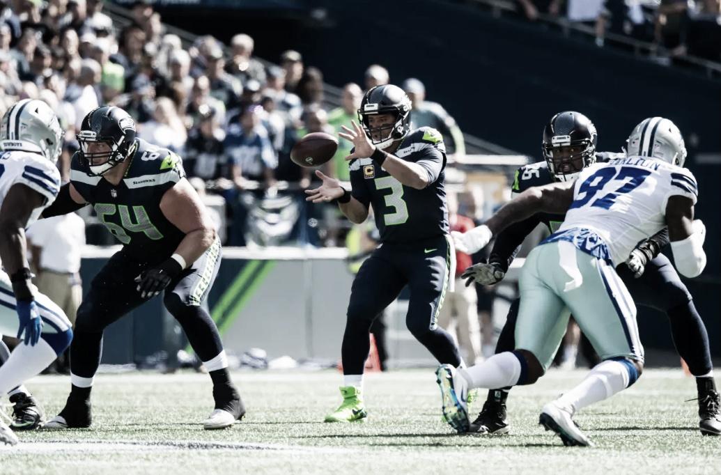 Dallas Cowboys e Seattle Seahawks se enfrentam nos playoffs em duelo de ataques terrestres