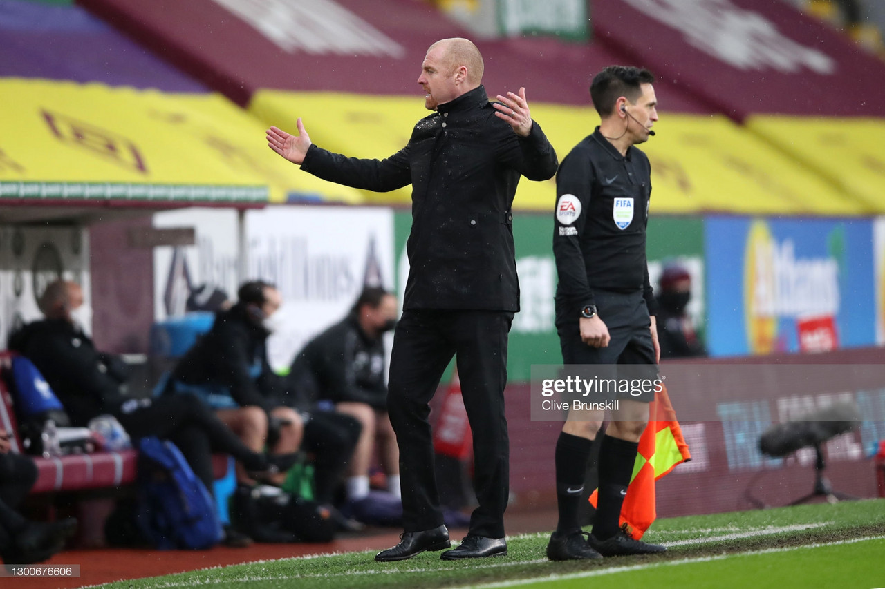 How Burnley missed an opportunity to secure safety