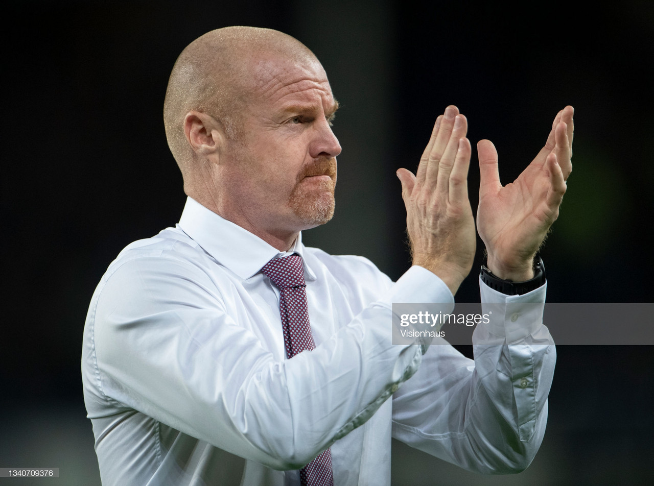 Sean Dyche signs new deal in Burnley's most important piece of business