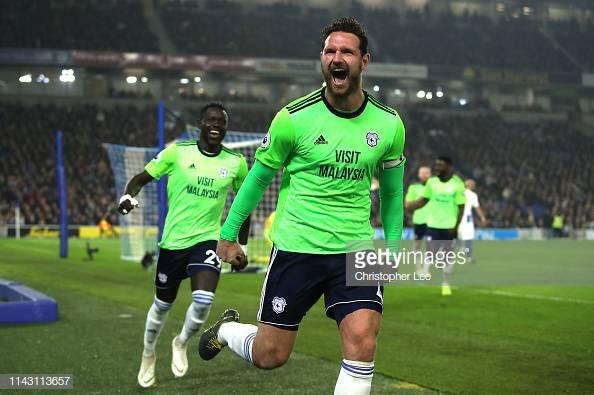 Brighton 0-2 Cardiff: Seagulls lose vital game against Bluebirds