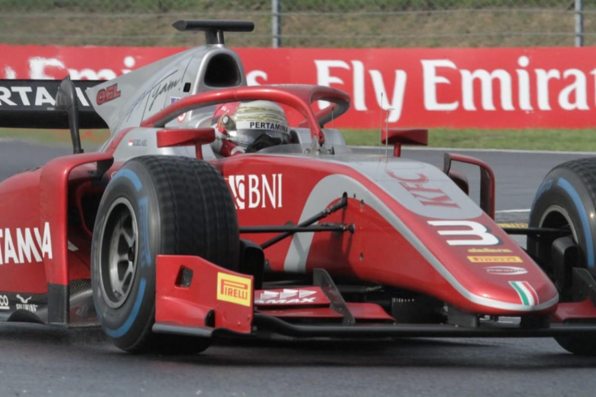 Tim Pertamina Prema Theodore Racing Raih Podium Utama