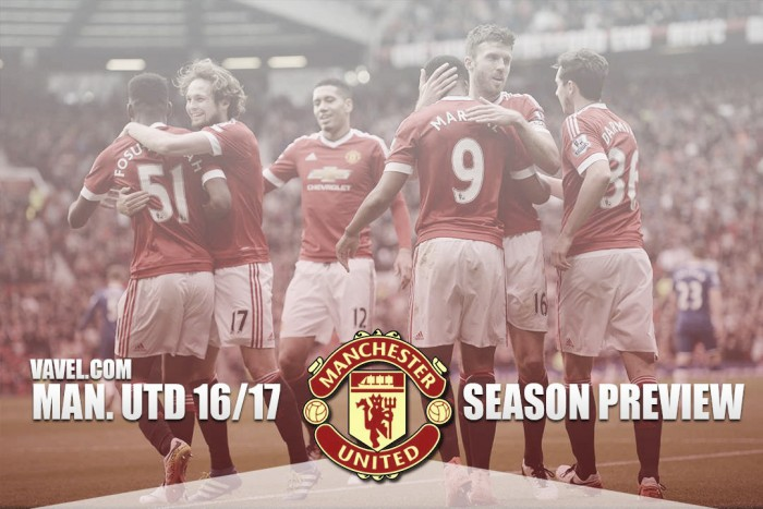 Manchester United 2016/17 Season Preview: Red Devils ready to return to top