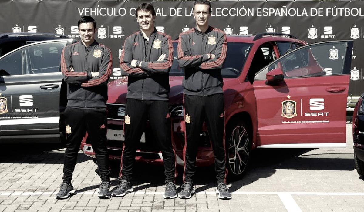 SEAT se convierte en socio patrocinador de la Selección Española