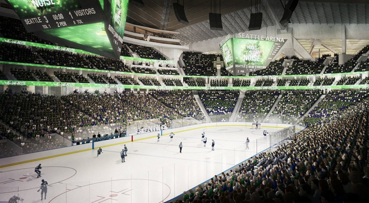 Seattle NHL expansion will cause realignment