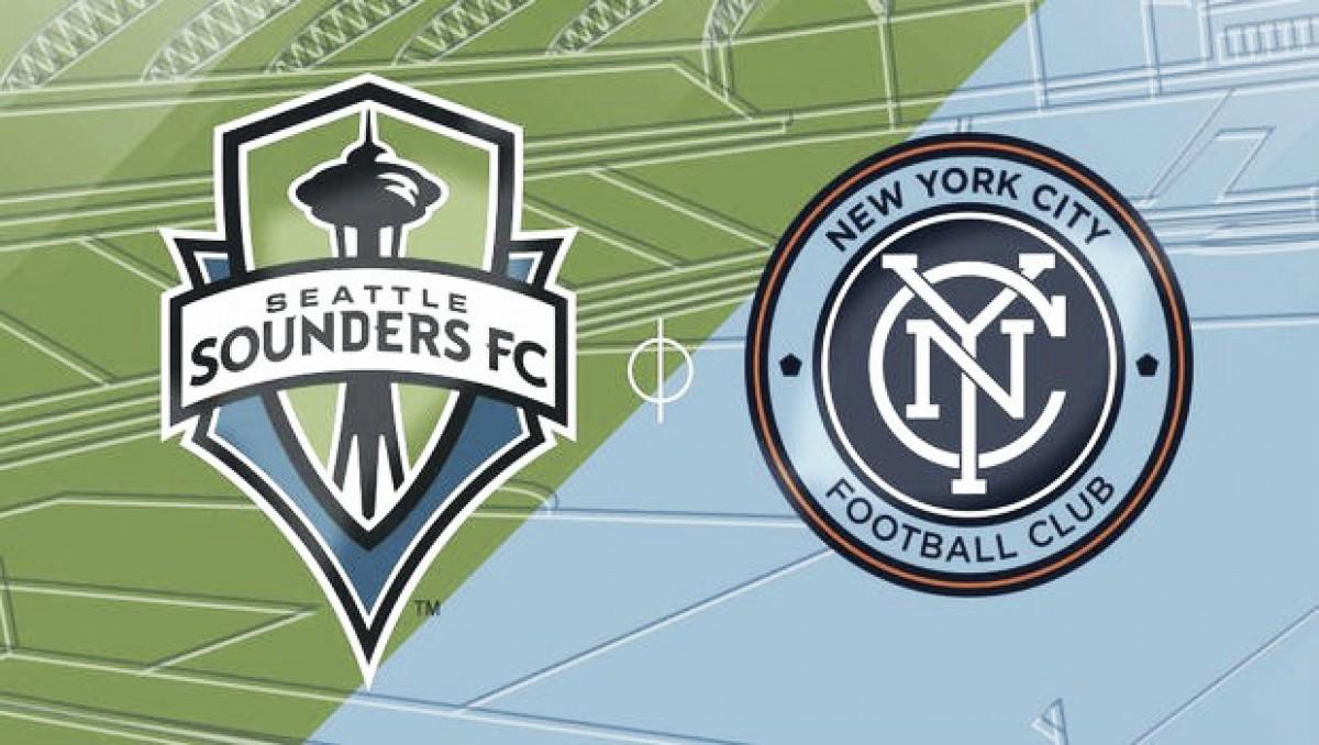 Previa Seattle Sounders – New York City: Cazar o ser cazado