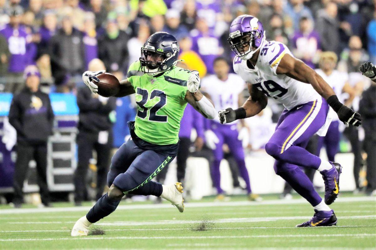 Seattle holds off Minnesota on Monday Night
