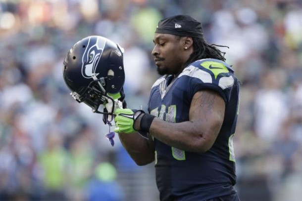 Seattle Seahawks Running Back Marshawn Lynch to Miss Multiple Games Due to Sports Hernia Surgery