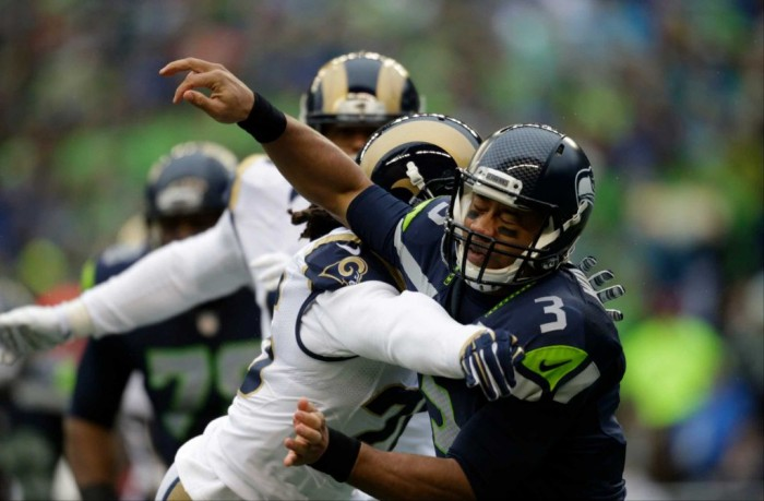 Seattle Seahawks Plagued By Offensive Inconsistencies, Turnovers In Loss To St. Louis Rams