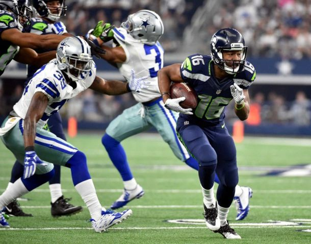 Seattle Seahawks Complete 4th Quarter Comeback, Hang on to Beat Dallas Cowboys 13-12