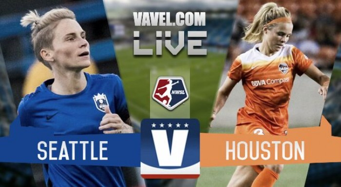 Results and goals Seattle Reign 5-1 Houston Dash Live Stream Score Commentary in NWSL