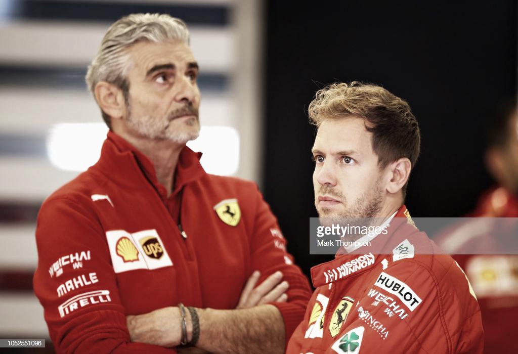 "Sebastian Vettel: ""Ferrari ha tardado demasiado en volver a levantarse"""