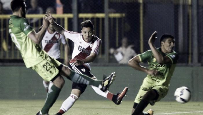 El Salvavidas: el goleador Driussi y la figura de Casco