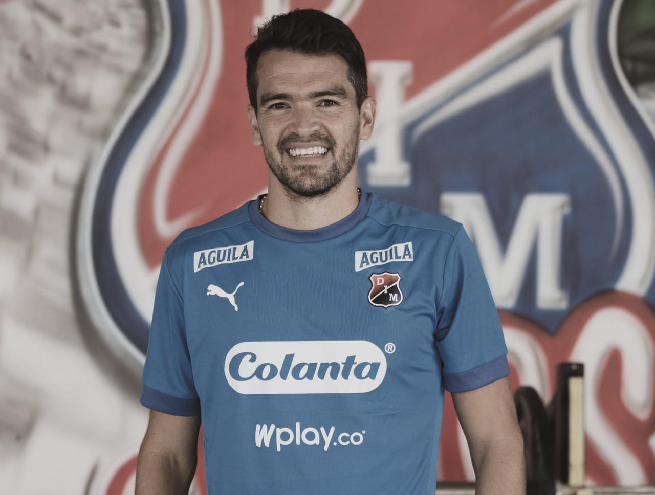 Sebastián Hernández regresa al Independiente Medellín