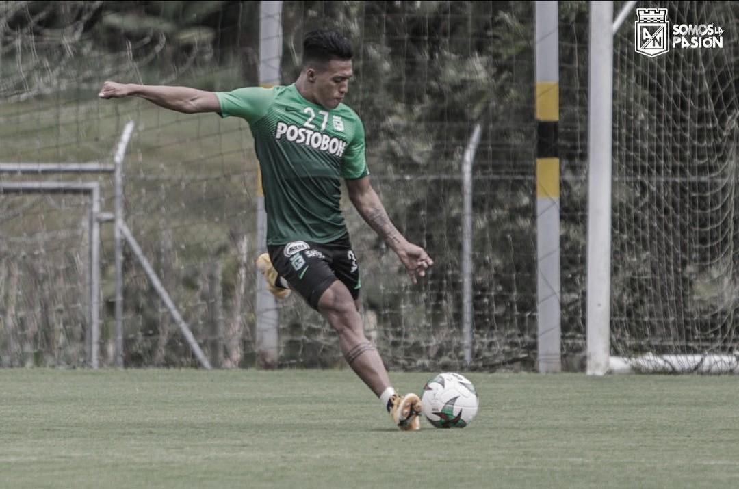 Sebastián Gómez y una excelente actuación contra Águilas Doradas