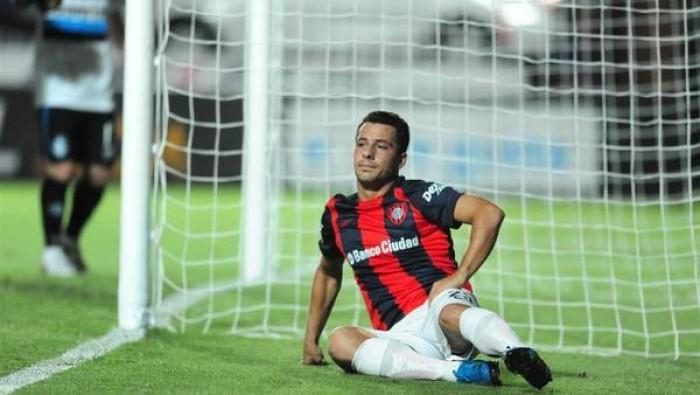 San Lorenzo empató con Gremio y se complica su clasificación