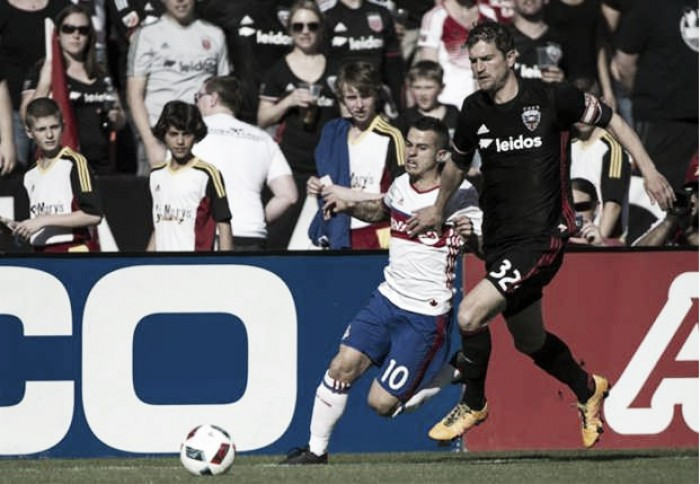 Early Sebastian Giovinco goal gives Toronto FC victory over DC United
