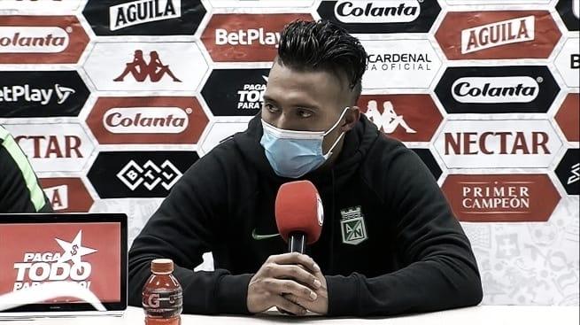 """Sebastián Gómez: """"Perdimos y lo vamos asumir con profesionalismo y madurez"""""""